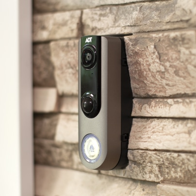 Hammond doorbell security camera